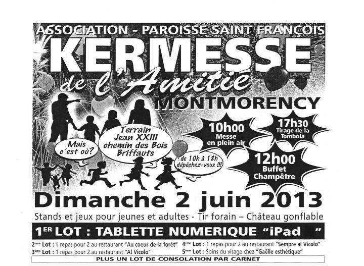 Kermesse St François