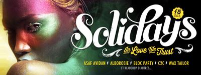 solidays-2013