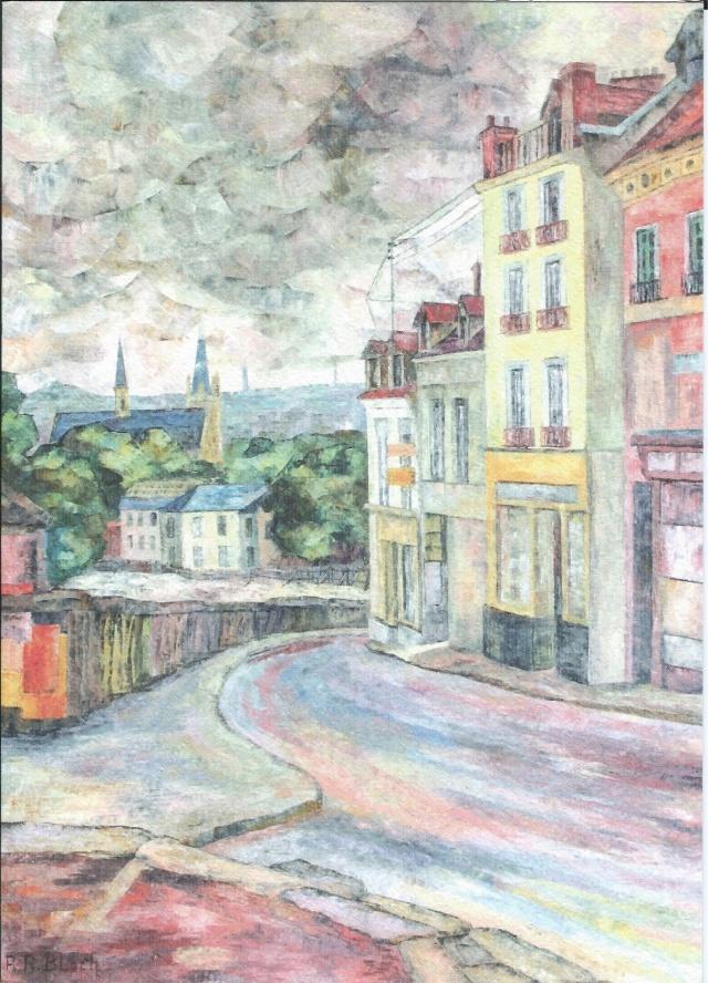 Montmorency Bloch