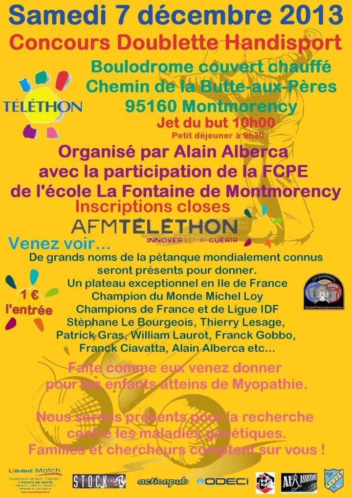 Affiche Téléthon 2013 JPEG