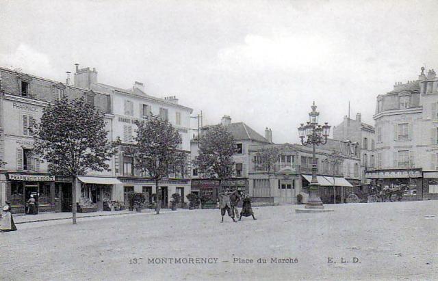 Montmorency-Place_du_marché