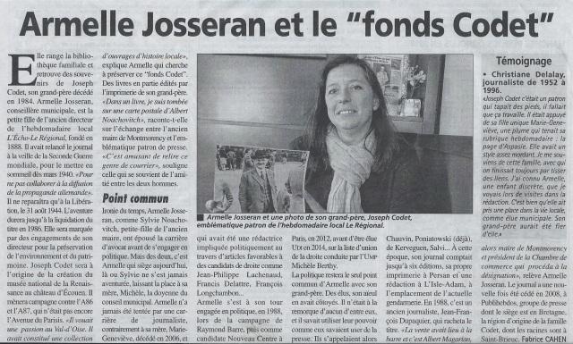 A Josseran Les Echos