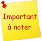 important a noter | Le Haut Parleur