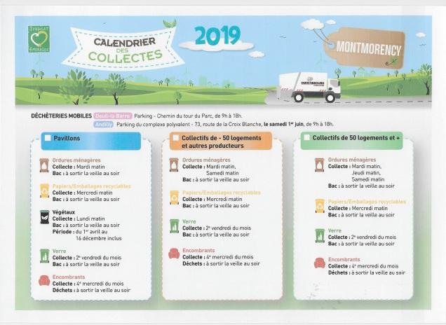 Emeraude Collecte Montmorency 2019